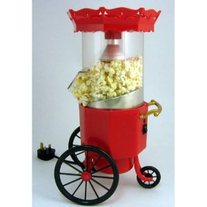 Retro Popcorn Maker: Do You Have One In The Kitchen For Your Kids?