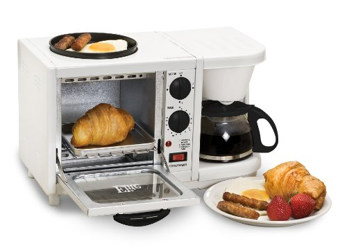 no more eating boring eggs and toast when you can prepare bacon sausages muffins croissants etc  with this 3 in 1 breakfast maker by maximatic  10 best 3 in 1 breakfast maker  reviews  u0026 buyers guide   rh   retrokitchenappliances net
