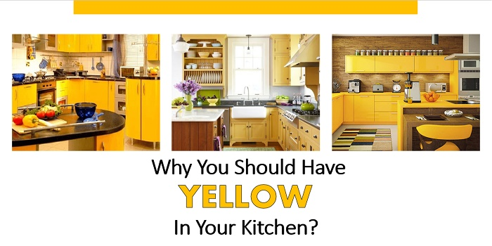 is yellow a good color for a kitchen