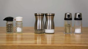 Best Salt and Pepper Shakers